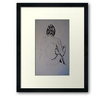 Nude #2 Framed Print