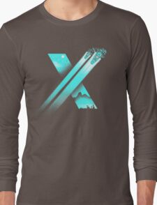XENO CROSS Long Sleeve T-Shirt