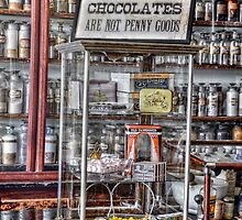 Chocolates Are Not Penny Goods by Ken Smith