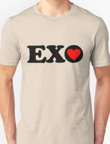 ♥♫I Love EXO Fabulous K-Pop Clothes & Stickers♪♥ T-Shirt