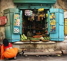 Indian Corner Shop by AroundOurWorld