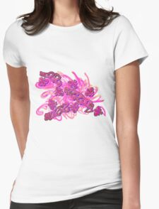 Buzz, Buzz, Buzzing Womens Fitted T-Shirt