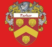 Parker Coat of Arms / Parker Family Crest Kids Clothes