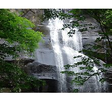 """Water Fall"" by Carter L. Shepard Photographic Print"