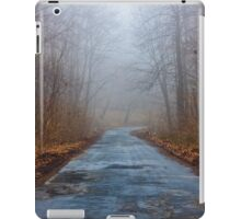 I Walk A Lonely Road iPad Case/Skin