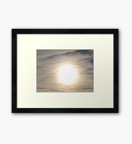 """Shine Through"" by Carter L. Shepard Framed Print"