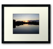 """Idaho Sunset"" by Carter L. Shepard Framed Print"