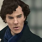 Benedict Cumberbatch by Abigail-Devon Sawyer-Parker
