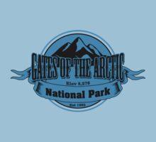 Gates of the Arctic National Park, Alaska Baby Tee