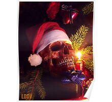Skull of Christmas Poster