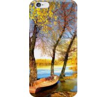 Row Boat iPhone Case/Skin
