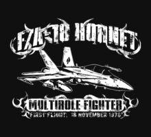 F/A-18 Hornet by deathdagger
