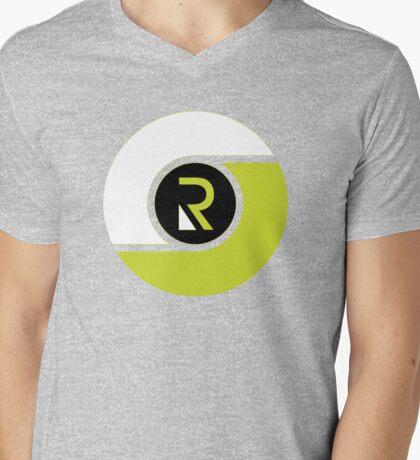 i AM REMNANT LOGO Mens V-Neck T-Shirt