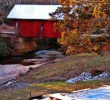 South Carolina's Only Covered Bridge Sticker