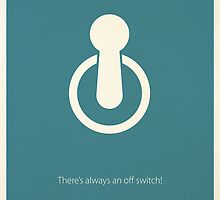 Sherlock - There's always an off switch! by Mark Walker