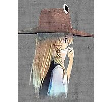 Moriya Suwako wall art Photographic Print