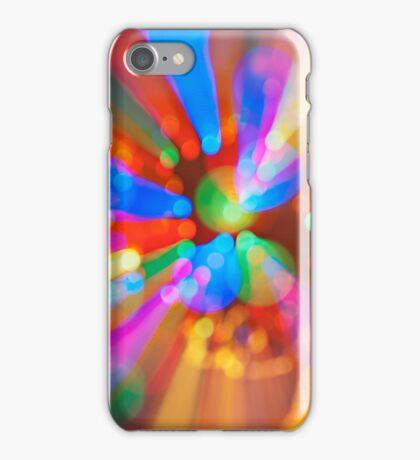 Light pattern 2 iPhone Case/Skin