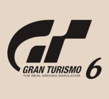 Gran Turismo 6 Logo by LPdesigns