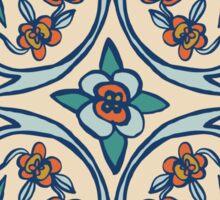 Blue Ridge Paradise Flower Sticker