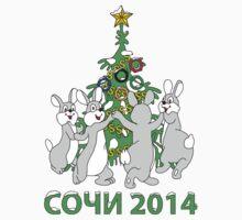 Sochi winter games 2014 / Зимние игры Сочи 2014 Kids Clothes