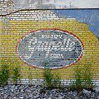Grapette Sign by WildestArt