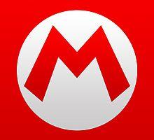 Mario by Sid Eagle