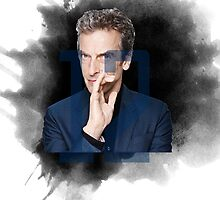 12th Doctor by super221Bwolf