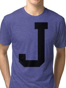 Letterman J Tri-blend T-Shirt