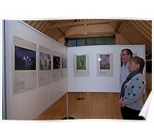 International Photographer of the Year at Chartwell National trust Poster