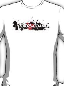 Polo3.co.uk Logo - ink  T-Shirt