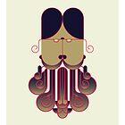 Bearded Man by Marcus Marritt by MarcusMarritt