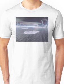 Snowy Peaks Unisex T-Shirt