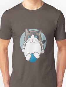 Forever Young Playful Snowshoe Cat T-Shirt