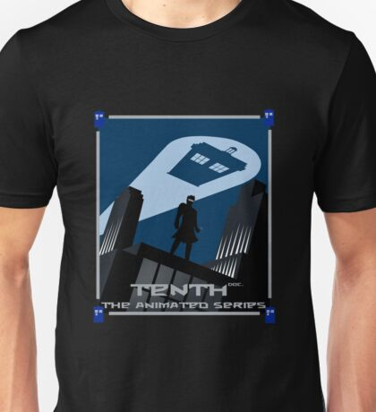 TENTH - THE ANIMATED SERIES Unisex T-Shirt