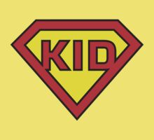 Super kid Kids Tee