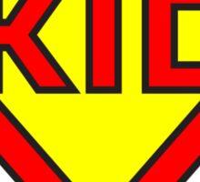 Super kid Sticker