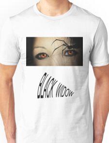 Black Widow T Shirts & Stickers Unisex T-Shirt