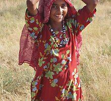 Desert Girl by AroundOurWorld