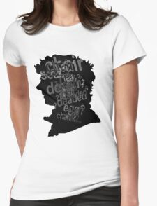 DrunkLock Womens Fitted T-Shirt