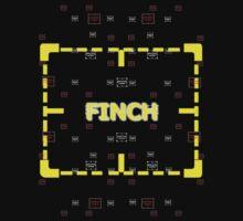 Finch of Interest VARIANT 2.0 by REDROCKETDINER
