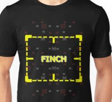 Finch of Interest VARIANT 2.0 Unisex T-Shirt