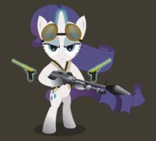Gunner Rarity by GoneIn10Seconds
