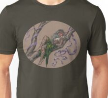 Tattooed Tree Elf - Just Hanging Around Unisex T-Shirt