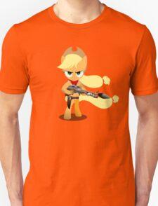 Gunner Applejack Unisex T-Shirt