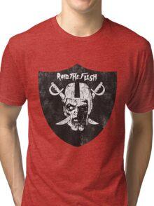 Iron Bambi  Tri-blend T-Shirt