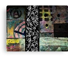 Blocks 3 Canvas Print
