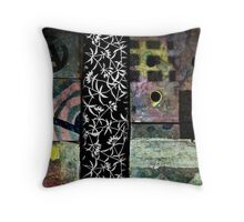 Blocks 3 Throw Pillow