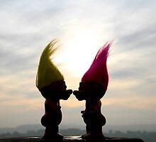 trolls in love by shootingnelly