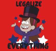 Legalize Everything! T-Shirt