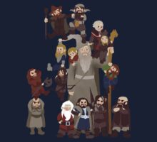 Thorin and Company by aaceofhearts